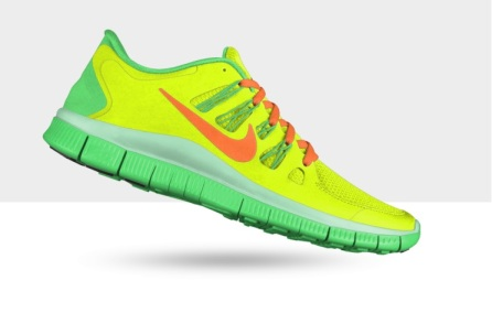 Custom Nike Frees