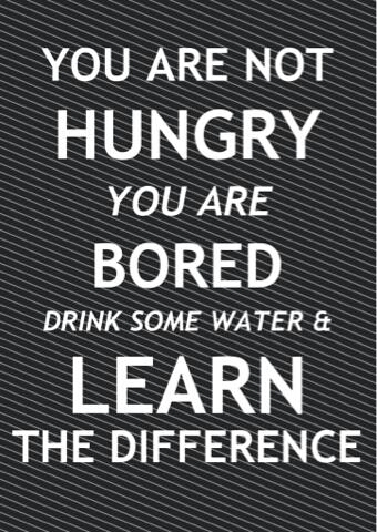 Hungry vs Bored