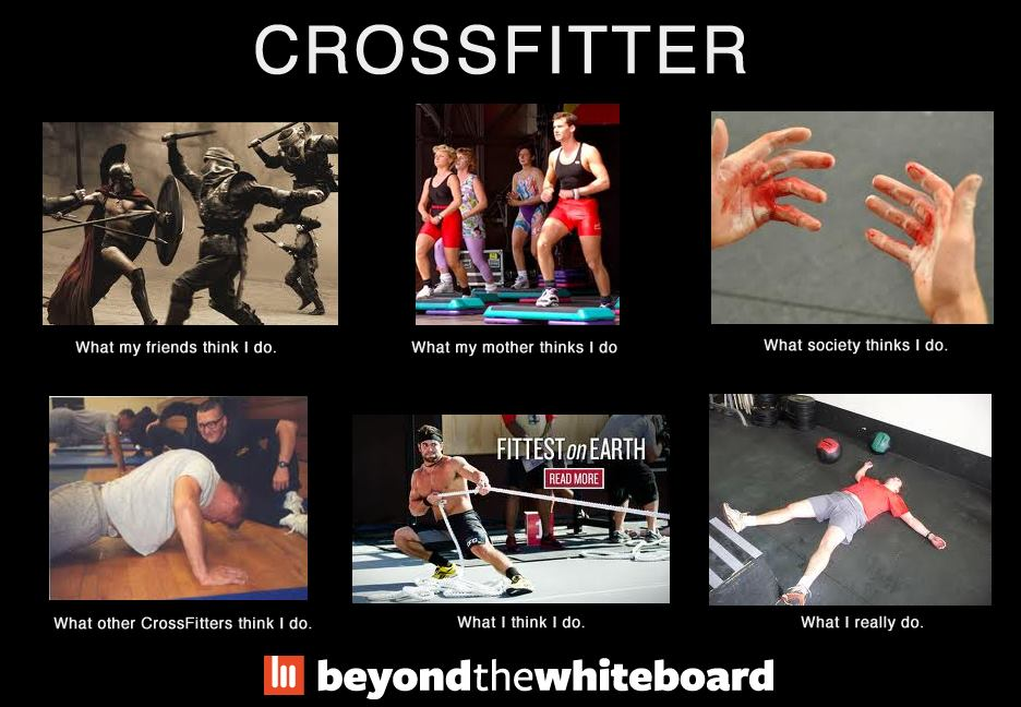 So About this Crossfit Thing...
