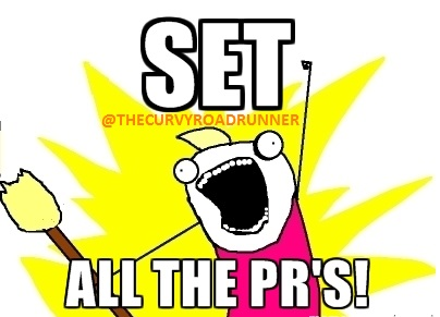 set all the pr's
