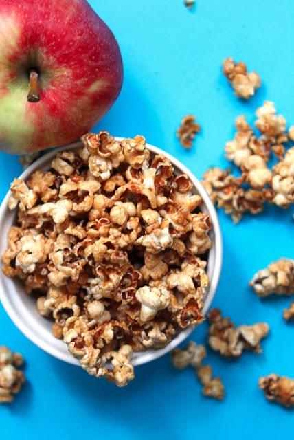 caramel apple popcorn2